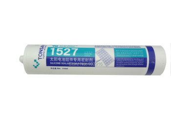 1 unit of silicone sealant, glue stick, specially good for sealing solar panel
