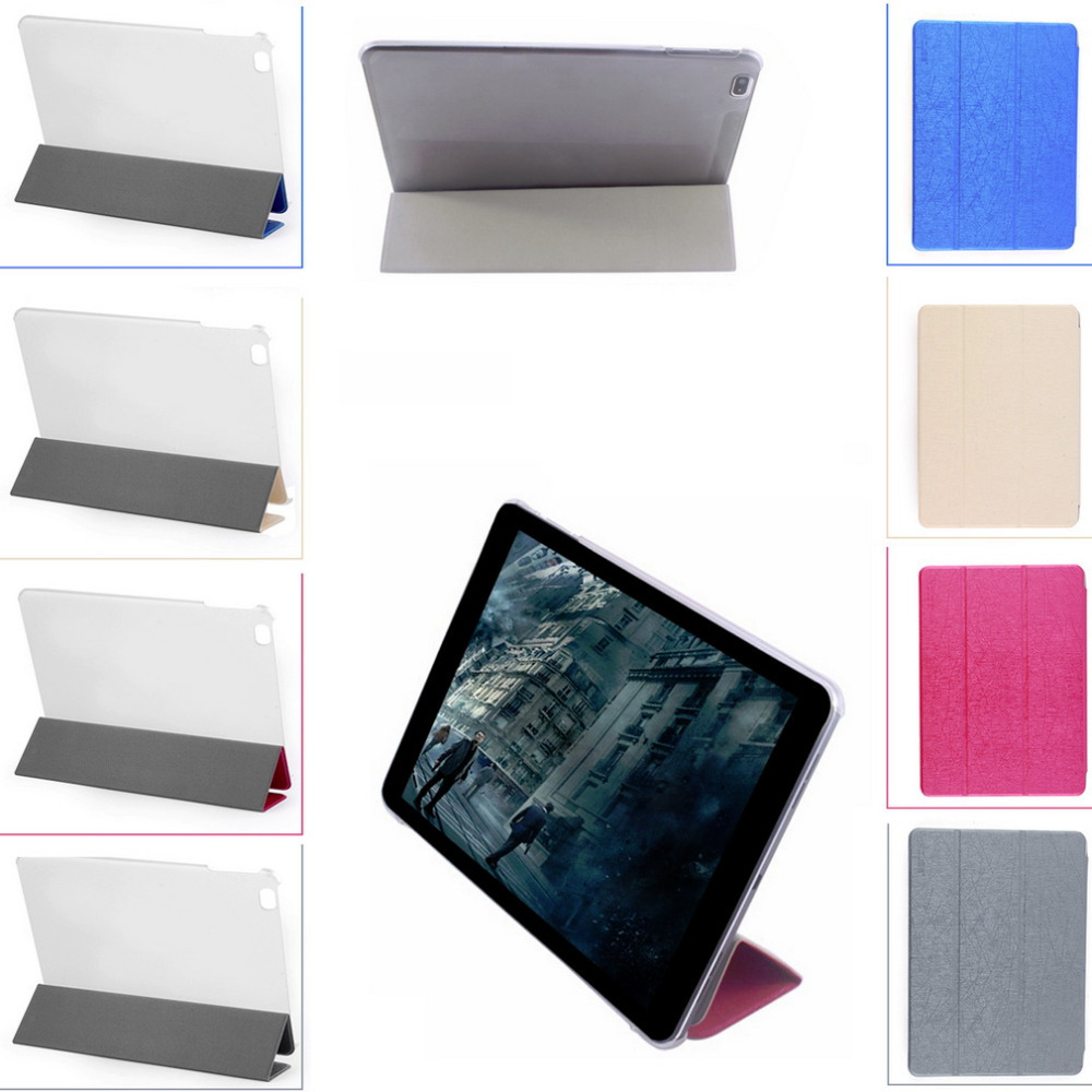 "Гаджет  1pc Ultra Thin PU Leather Folding Case Cover For Cube Talk 9X 9.7"" Tablet PC Hot Worldwide None Компьютер & сеть"