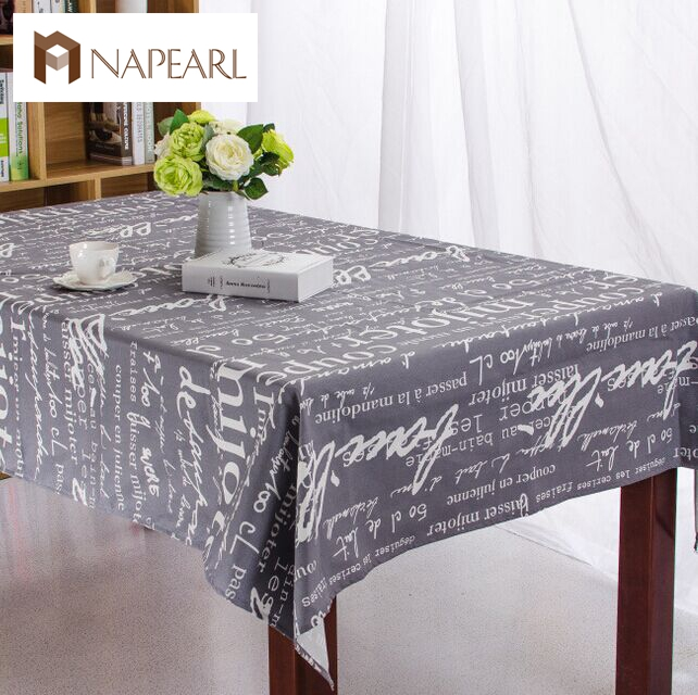 Nappe Bois Et Chiffon : Tropical Table Clothes