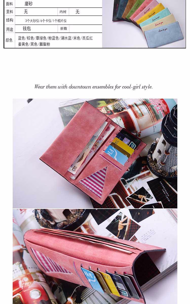 Новое поступление с мода дамы бумажник, Женский кошелек, Девушка сумки мода бренды кошельки визитница портмоне бесплатная доставка