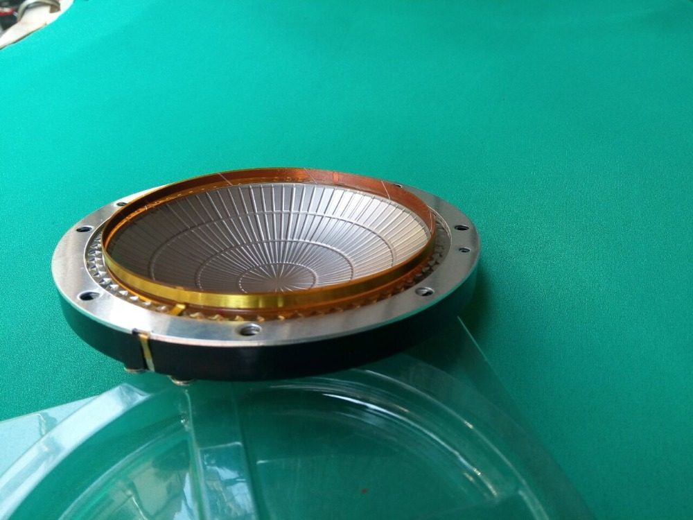 """1pcs High Quality 99.2mm ( 4"""" ) Diaphragm for Peavey 44XT 44T 8ohm Aluminum flat wire speaker Voice coil(China (Mainland))"""