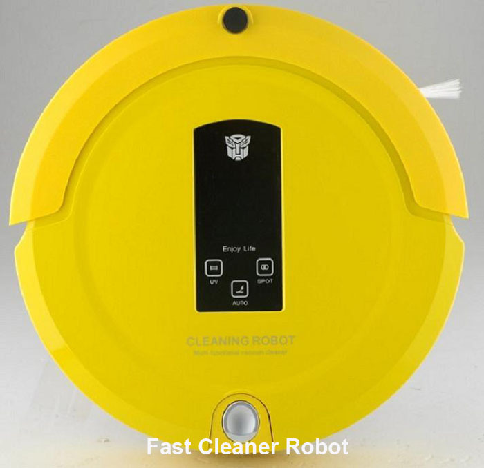 2015 With Newest Technology OEM Shining Logo Multifunctional Automatic Robot Floor Sweeper(China (Mainland))