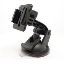 Gopro 43+ 3 2 1 SJ4000  7cm small sucker installed base tripod mount For car GPS DV camcorder DVR