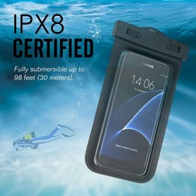 HOT Waterproof Underwater Case Cell Phone Dry Bag Pouch for Apple iPhone 6 6S Plus 5S Samsung Galaxy S7 S6 HTC Xiaomi Huawei LG(China (Mainland))