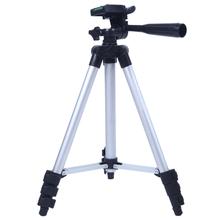 Portable Light Stand Pro Digital Camera Aluninum Tripod Lightweight Flexible Three-way Head for Sony Canon Nikon 3110A 400g(China (Mainland))