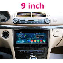 Quad Core Android 4.4 Car DVD Player For Mercedes Benz E Class W211 CLK W209 CLS W219 G-Class W463 Radio Stereo GPS Navigation(China (Mainland))