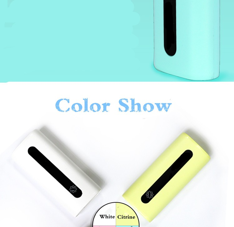 Fast Charge External Battery Universal Charger Ultra-thin Mini PowerBank 5600mAH Back Up Portable Charger For Mobile Phone