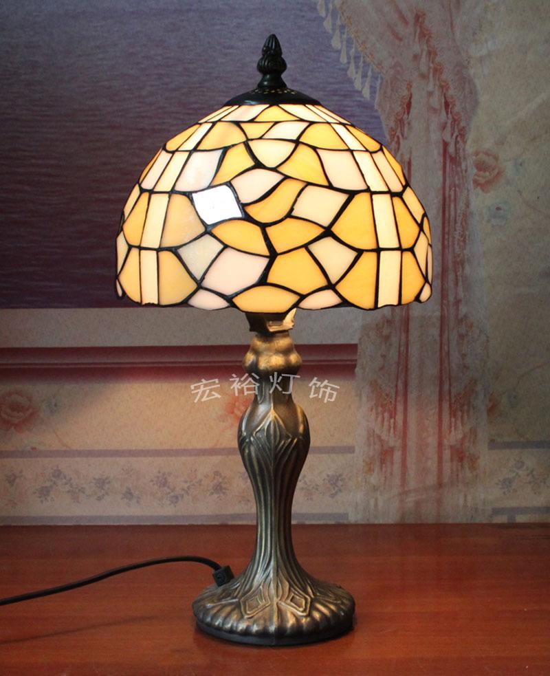 art european small lamp table lamp bedside lamp bedroom