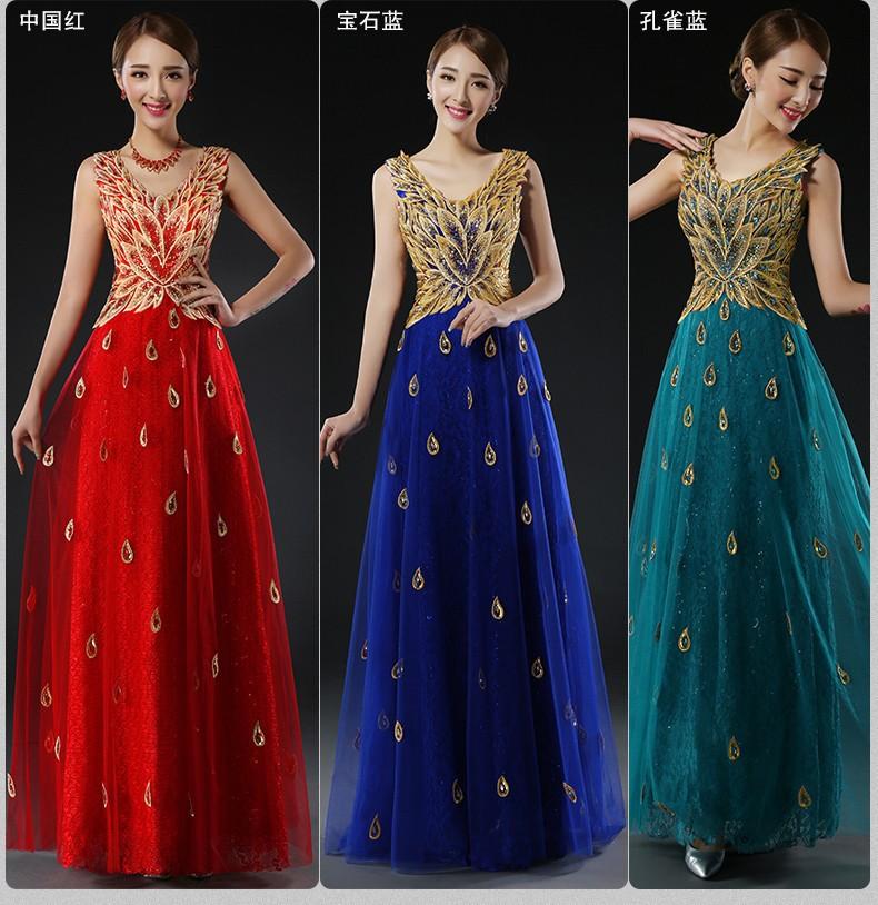 Allliques formal cheap abendkleider mother of the bride robe de soiree vestido de festa long evening dresses 2015 part elegant(China (Mainland))