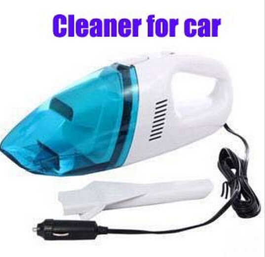 2015 Brand New Vaccum Cleaners Portable Super Suction 12V 60W High Power Wet and Dry Mini Handheld Car Vacuum Cleaner(China (Mainland))