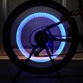 2pcs Car Bike Bicycle Tire Wheel Valve Led Flash Light