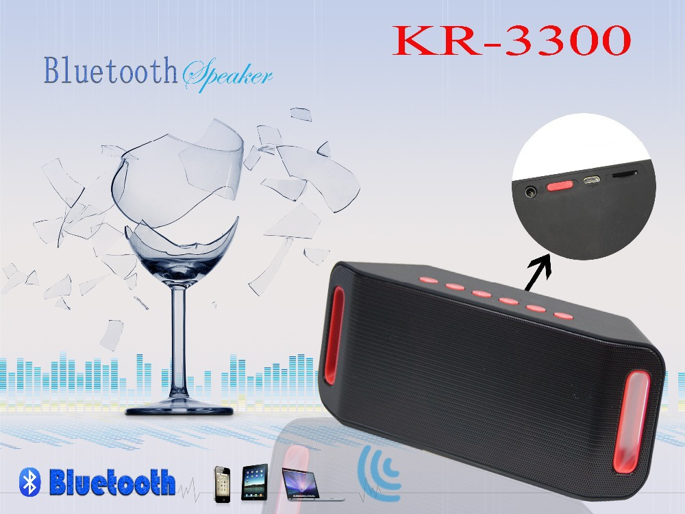 mini wirelesss HIFI High-end Luxury Wireless Bluetooth 3D Sound Multifunction Stereo speaker With MIC Support SD Card<br><br>Aliexpress