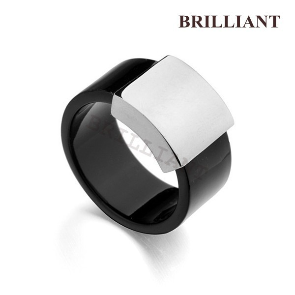 BRA049 Christmas Gift! Famous Brand RIng 18K real Gold Plated Rings Jewelry Fashion Style - Brilliant store