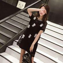 2016 Summer Maternity Dresses Casual Pregnancy Dresses Woman Maternity Dresses Clothes For Pregnant Women vestidos(China (Mainland))