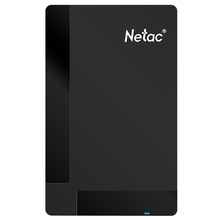 Netac K218 500GB USB3.0 External Hard Drive Disk Black and White HDD Externo Disco HD Disk Storage Devices with retail packaging(China (Mainland))