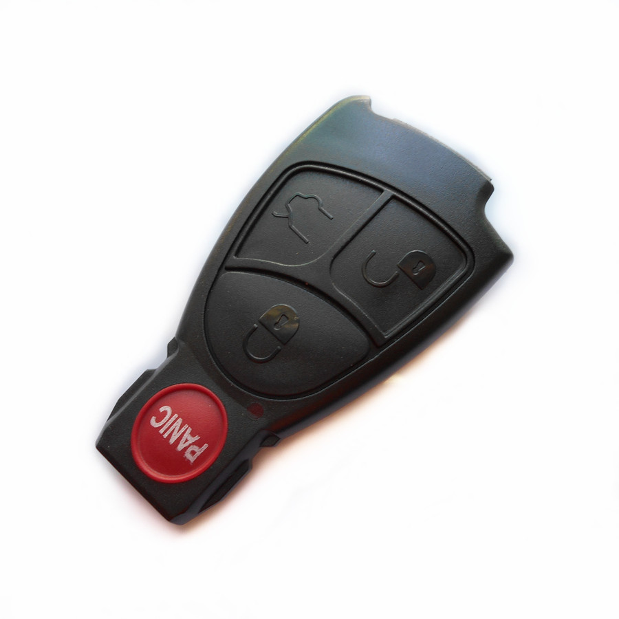 Buy larath replacement shell smart remote car key case 2 3 for Mercedes benz car key