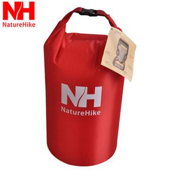 NatureHike 15L 25L Muitifunctional Durable Ultralight Outdoor Travel Rafting Camping Hiking Swimming Waterproof Bag Dry Bag