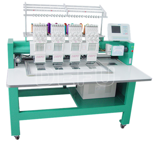 small embroidery machine