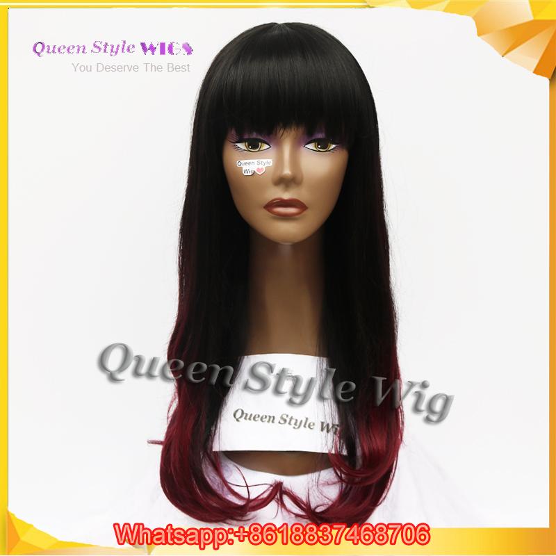 popular red hair black tipsbuy cheap red hair black tips