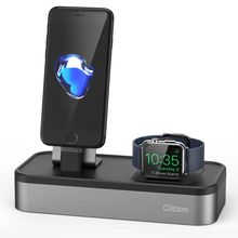 For Apple Watch Charger Oittm Charger Dock For Apple Watch Stand and Charging Dock With USB Ports and Holder Stand For iPhone 7 7 Plus 6 6s /plus 5s ...(China (Mainland))