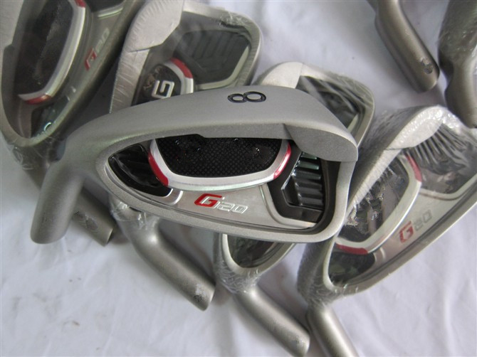 Left Hand G20 Iron Set G20 Golf Irons OEM Golf Clubs 3-9SW(9PCS) Regular/Stiff Steel Shaft With Head Cover DHL Shipping(China (Mainland))