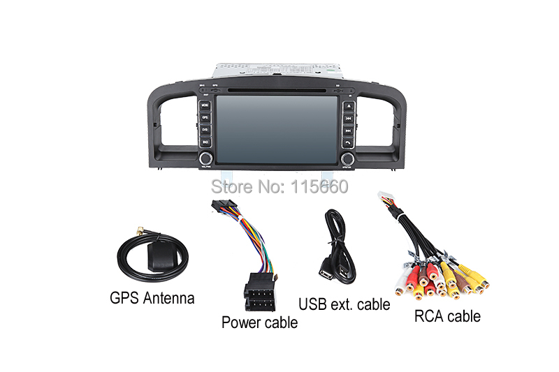 Cable of Lifan 620 Android