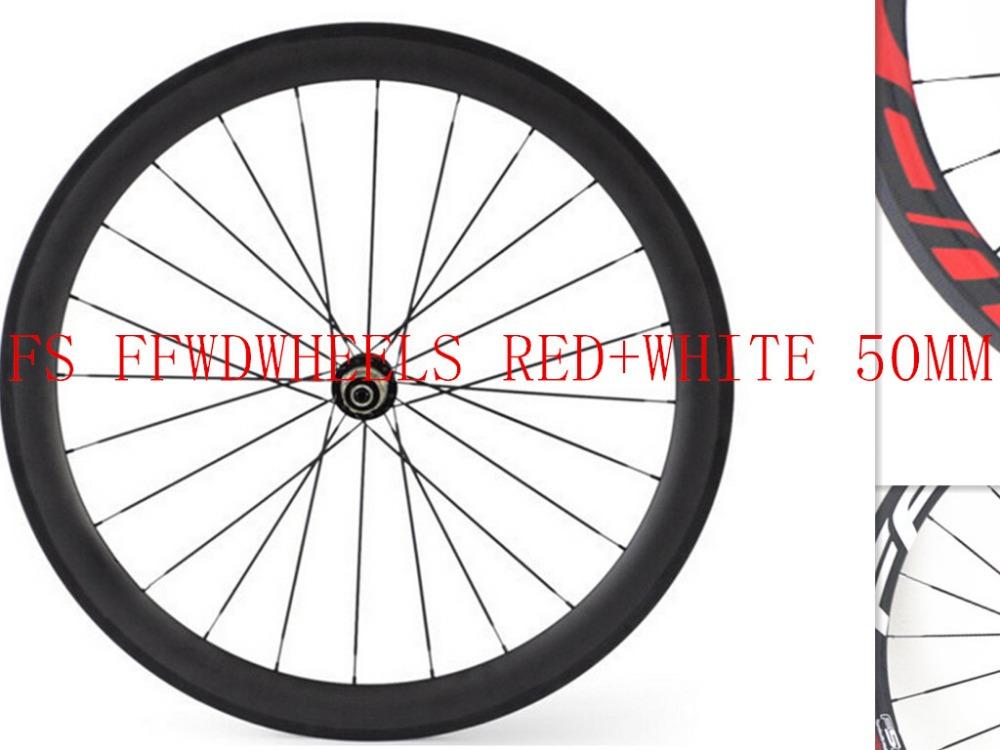 Ultralight carbon wheels 24mm 38mm 50mm 60mm 88mm bike wheels clincher 700C road bike full carbon wheelset(China (Mainland))