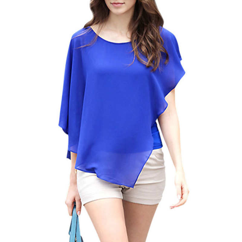 New  Blouses Tops Casual Womens Blouse T13203in Blouses Amp Shirts From
