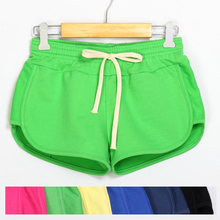 Buy Free 2016 Brand Fashion Summer Leisure Elastic Waist Women Shorts Female Casual Short Feminino for $4.69 in AliExpress store
