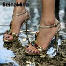 women high heel sandals fashion dress lady sexy shoes heels quality heels pumps XXX28 Hot sell size 34-40