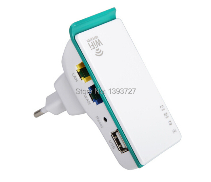 Free shipping New Portable MiNi Wireless-N WiFi repeater Router Support AP Repeater Client Bridge IEEE networking(China (Mainland))