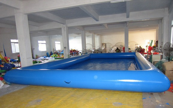 free shipping plastic tent water pool ocean inflatable