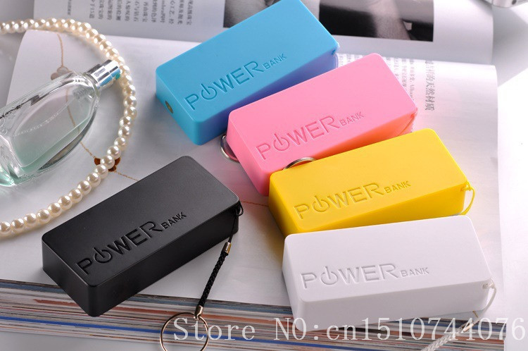 Free shipping new fashion 5600Mah Perfume Portable Power Bank charge for mobile phone External Backup Battery Charger