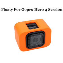 Gopro session Floaty Backdoor Cover accessories For sport action camera DV Gopro Hero 4 Session
