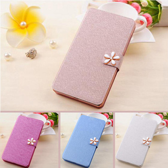 Samsung Galaxy A3 (2016) 4.7 Inch SM-A310 A310 A3100 A310F Case Original Ultra Thin Leather Flip Wallet Mobile Phone Cover  -  ShenZhen QY Trading Company store