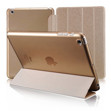 Ultra Thin Stand Design PU Leather case for ipad 3 4 2 Colorful Flip Smart Cover Smartcover for iPad4(China (Mainland))