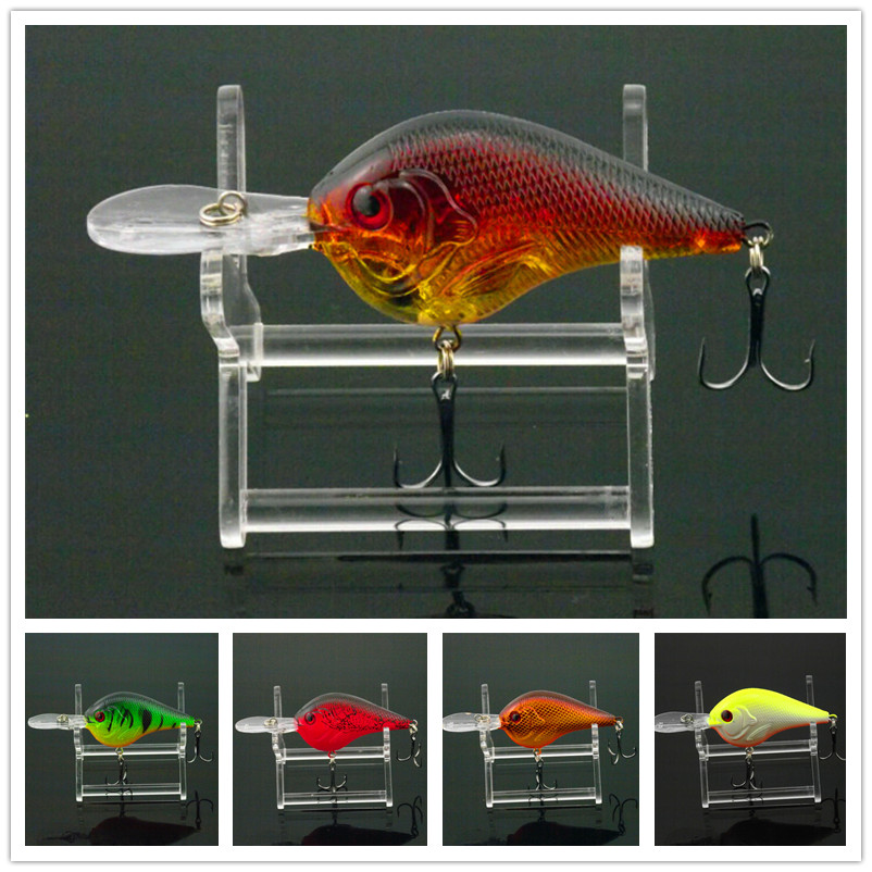 Rushed 2015 hot sale 1pcs hard plastic crankbait carp fishing tackle 3d eyes bait wobbler japan free shipping<br><br>Aliexpress