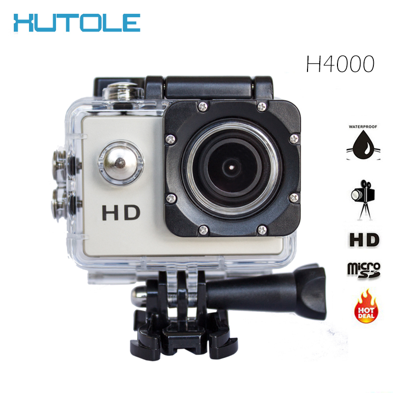"HOT HD 720P Action Photo Camera 2.0"" Sports waterproof Digital Camera Underwater Camera Video cam Recorder mini camcorder(China (Mainland))"