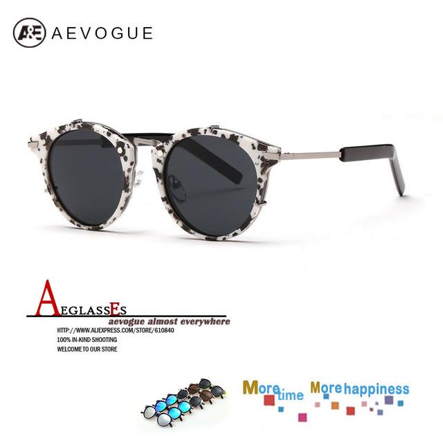 Aevogue дизайнер кошачий глаз солнечные очки женщины 20 шт. / lot солнцезащитные очки óculos UV400 AE0228