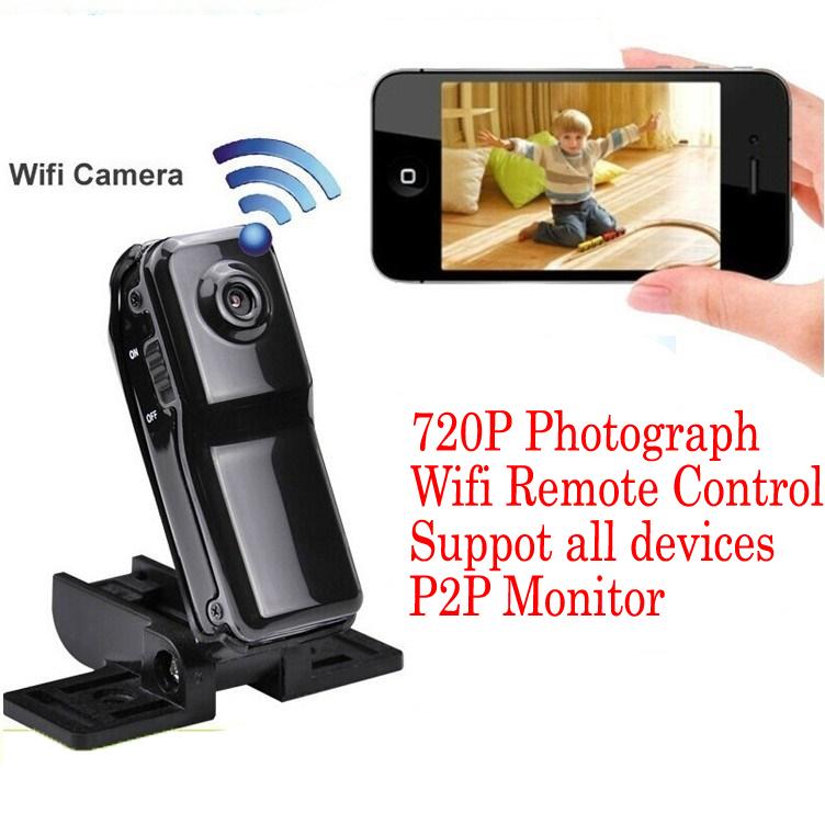 MD81S Mini Camcorder/spy Wireless IP WiFi Portable Camera Mini DV Micro IP Voice Video Recorder Espia hidden Micro Cam Camera(China (Mainland))