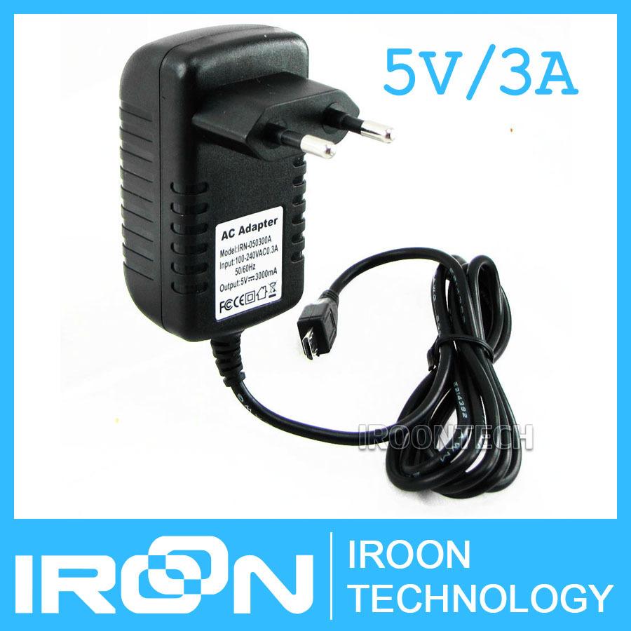 EU Plug: 5V3A 5V/3A Raspberry PI 3 Power Adapter better than 5V/2.5A 5V2.5A power supply PSU charger AC Adapter Power Source(China (Mainland))