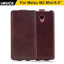 Meizu M2 Mini Case Leather Case Vertical Flip Cover for Meizu M2 Mini Case Phone Cover Fashion Luxury Phone Cases Accessories