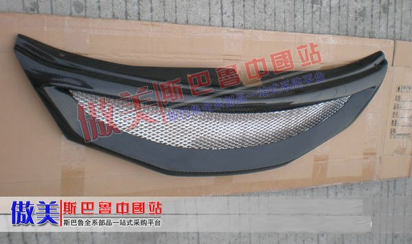 Carbon Fiber Grille For Subaru 10 Gerneration Body Kits Aluminum Net Subaru Body Parts One Stop Shop Customize Your Car Now !(China (Mainland))