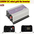 1000W MPPT Pure Sine Wave On Grid Inverter for DC 22 60V 45 90V Wind turbine