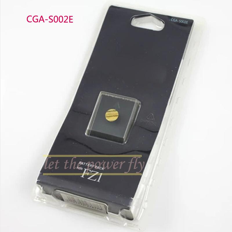 CGA-S002E S002 DMW-BM7 Camera replacement battery for Panasonic DMC-FZ1 FZ2 FZ4 FZ5 FZ10 FZ20 Brand New in Retail Box(China (Mainland))