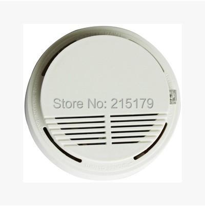 Smoke Detector Fire Sensor Alarm Alert Home Security System The wired 12V network smoke detector smoke alarm