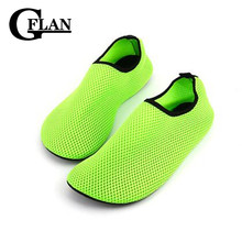 2016 Mesh Sandals for Women Men Flat Wade Shoes Beach Swimming Shoe sapato feminino Summer Breathable sandalias mujer(China (Mainland))