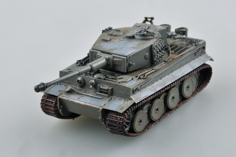 EASY MODEL scale model 36604 1/72 scale tank German Army Tiger Heavy Tank assembled model finished model do not need to assemble(China (Mainland))