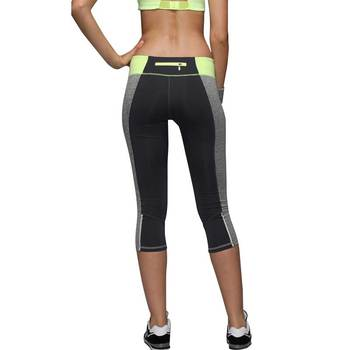 2016 fitness women running tights sports push-up elastic sport pants women fitness women sport trousers running pants gym