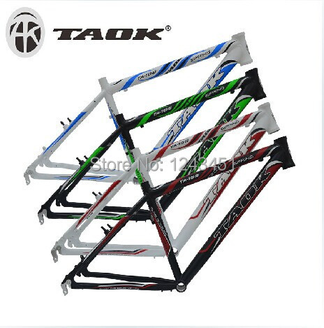26 inches road bike frames/frameset with aluminium alloy n disc /V brake n headset44 for downhill/tt/track bicycle for 2015 sale(China (Mainland))